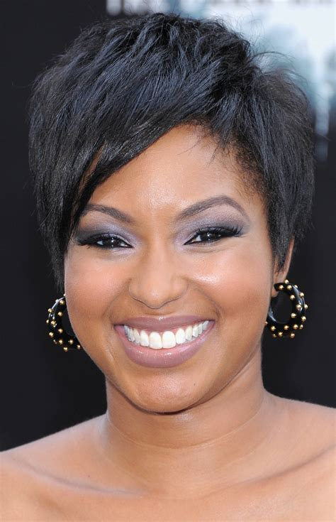 short hairstyles for full face black women 20 cool hairstyles for round faces tips magment