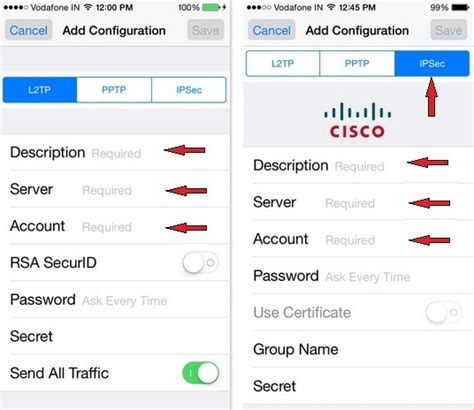 what does vpn do on iphone how to setup vpn on iphone 6 6 plus ios 8 4