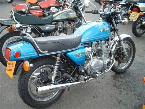 Suzuki Gs 850 Parts 1980 Suzuki Gs 850 G Moto Zombdrive