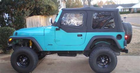 turquoise jeep car turquoise jeep wrangler wanderlust pinterest jeeps