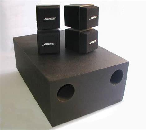 Speaker Bose Am5 file bose acoustimass 5 series 1 jpg