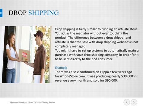Internet Business Ideas To Make Money Online - 18 internet business ideas to make money online