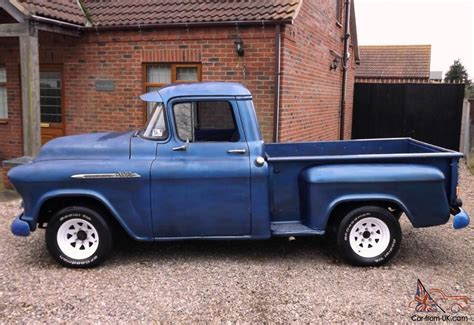 1957 chevy stepside pick up 1957 chevy stepside pick up newhairstylesformen2014 com
