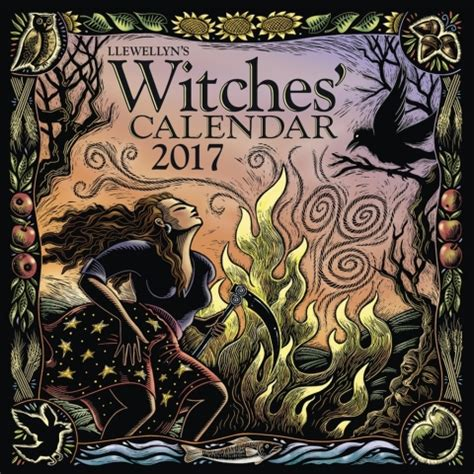llewellyn color of the day llewellyn s 2017 witch calendar witch gifts fairyglen