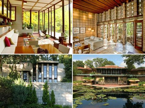 frank lloyd wright style homes for sale mapping 16 frank lloyd wright houses for sale right now