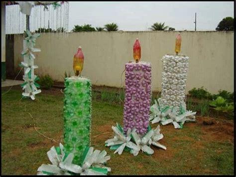imagenes navideñas reciclaje manualidades navide 241 as con botellas de plastico paso a