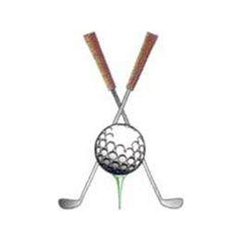 golf ball tattoo temporary crossed golf clubs and golf balls tattoos