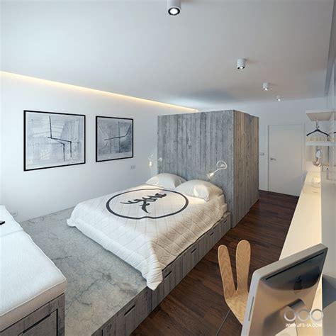 Small Hotel Bedroom Ideas small hotel room on behance