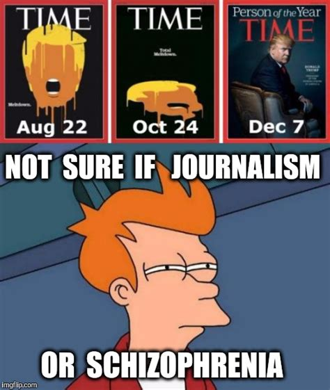 Journalism Meme - two faced hypocrisy imgflip