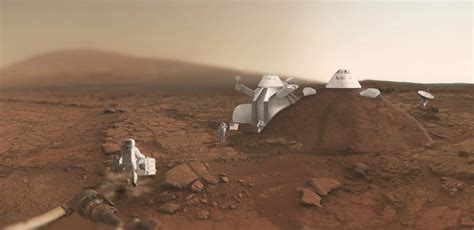Mars In House by Nasa Awards 200 000 In Second Stage Of 3d Printed Mars