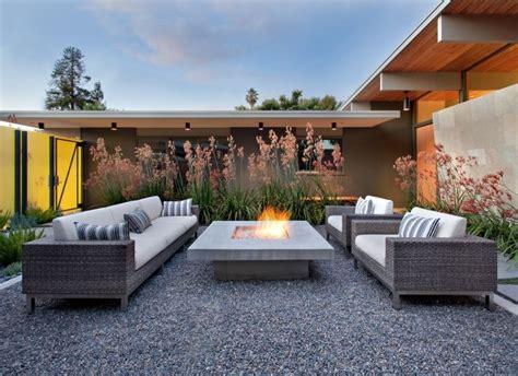 moderne terrassengestaltung moderne terrassengestaltung mit kies nowaday garden