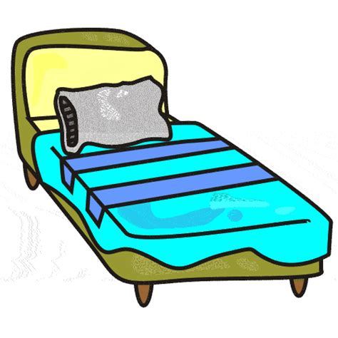 clip art bed make bed clipart free clipart images 3 clipartix