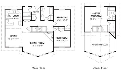 post and beam house plans floor plans cascade post and beam retreats cottages home plans