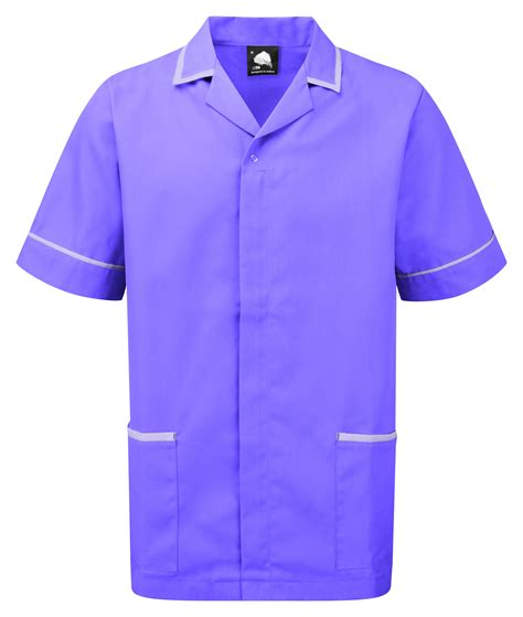 masculine purple darwin mens tunic