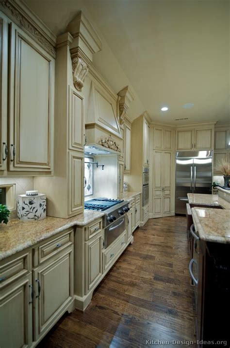 pictures of kitchens traditional off white antique pictures of kitchens traditional off white antique