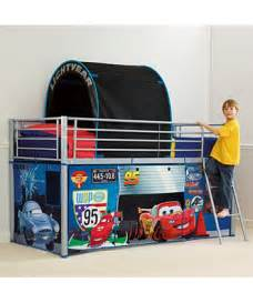Cabin Bed Tent Pack by World S Apart Cabin Bed Tent Pack Disney Cars Curtains