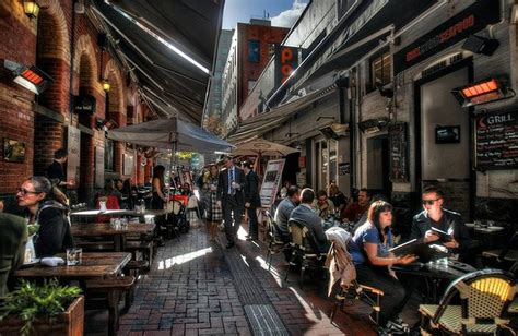 Cafe Awnings Melbourne News Amp Discussion Laneway Revitalisation Projects
