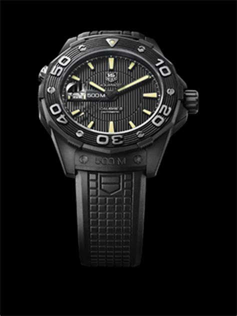 Tag Heuer Aquaracer 500m Replika Automatic best swiss tag heuer aquaracer 500m automatic replica watches