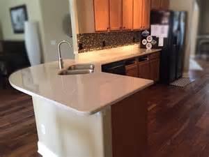 caesarstone quartz oyster countertops with sitting bar jpg