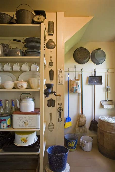 Pantry Dishes by Pantry Design Ideas For Every Era House