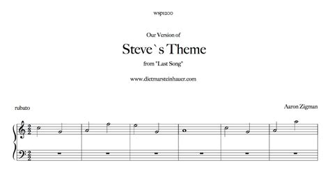 theme music last kingdom steve s theme from quot the last song quot youtube