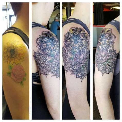 tattoo slc made this beautiful cover up yelp