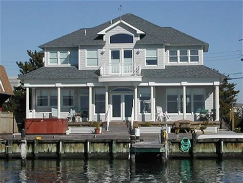 Beach Houses Nj A Great Value Lbi Bayfront Shore Home Open House March 21st