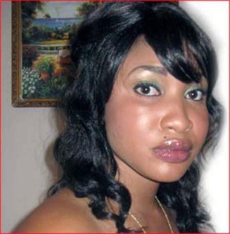 nollywood actress tonto dike shocking photos of tonto dike without hair and make up