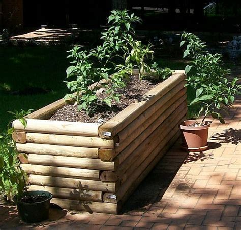 interesting landscape timbers  garden decoration ideas