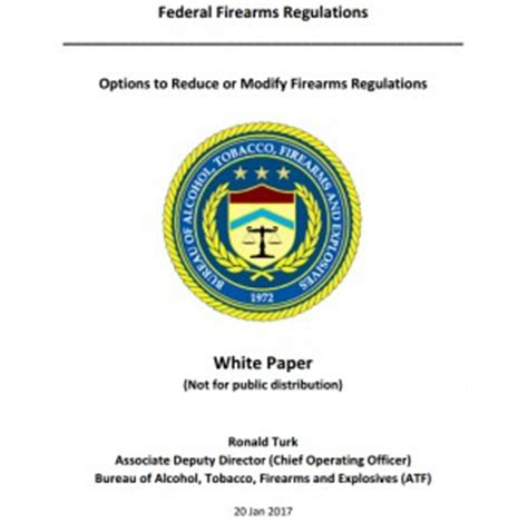 Batfe Background Check Leaked Batfe White Paper Shows Senior Admin S Position On Relaxed Regulations