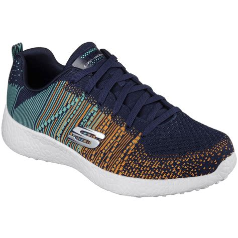 athletic shoes with memory foam skechers 2016 mens burst in the mix memory foam athletic