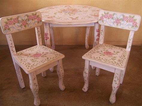 shabby chic childrens furniture handpainted childs table shabby chic furniture cottage
