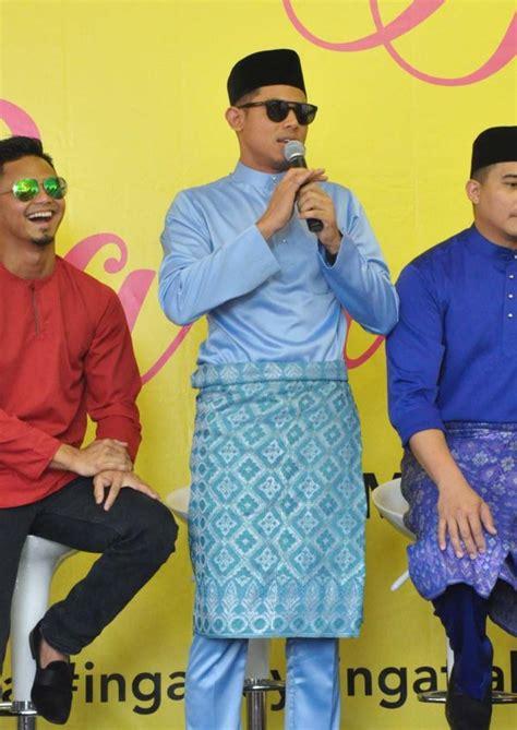 Baju Raya Jakel Nabil jakel barulah raya with ambassadors wisma jakel shah alam food malaysia