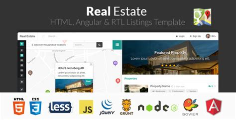 40 Free And Premium Real Estate Html Web Templates Xdesigns Real Estate Listing Template