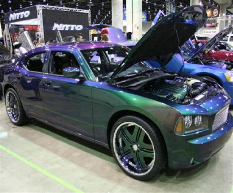 chameleon paint a car enthusiast s guide to automotive paint color types