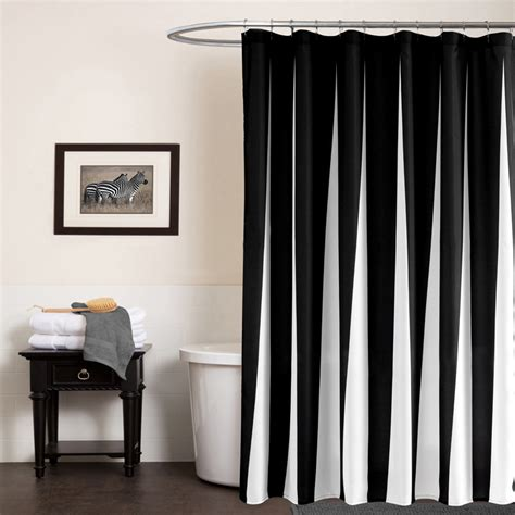 solid black shower curtain 70 79inch shower curtains for bathroom printed solid black