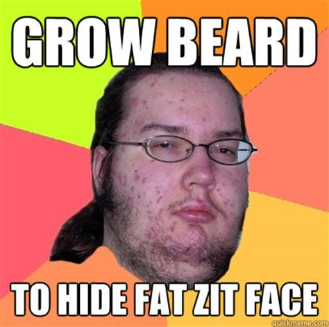 Beard Meme Guy - beard growing memes