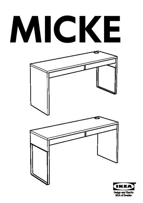micke bureau micke bureau blanc ikea ikeapedia