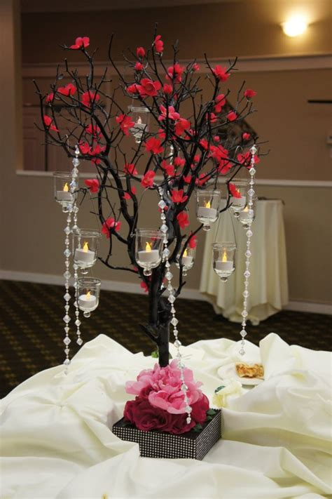 tree centerpiece ideas 17 best ideas about manzanita tree centerpieces on