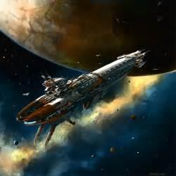 Concept Ships Concept Spaceship Designs By Pat C Presley