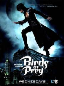 Birds of prey tv series batman wiki