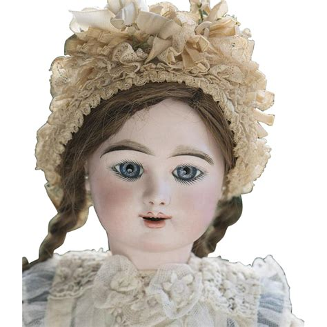 very beautiful in french 24 quot very beautiful french bisque eden bebe doll by