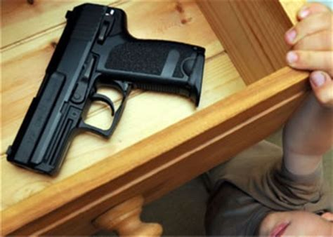 home security personal gun safety tips