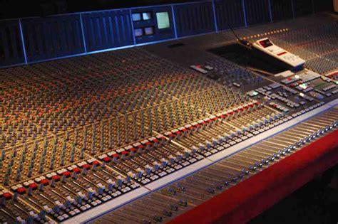 studio mixing desk home furniture design