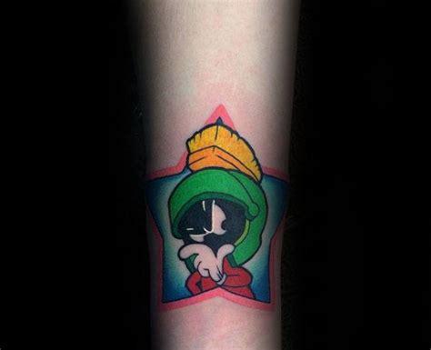 marvin martian tattoo designs marvin the martian