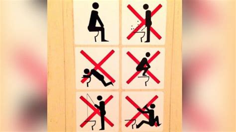 the toilet situation at the winter olympics sports hip