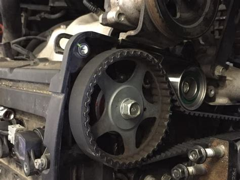 2009 kia timing belt timing belt snapped while