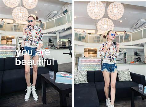 Model Baju Mini Dress Terkini Dan Murah Polkadot Katun Rayon jaket wanita lucu model terbaru jual murah