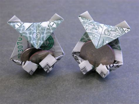 Origami Mice - dollar money origami mouse money dollar origami