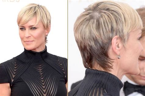 house of cards robin wright hairstyle robin wright haircut how to style short hair like robin